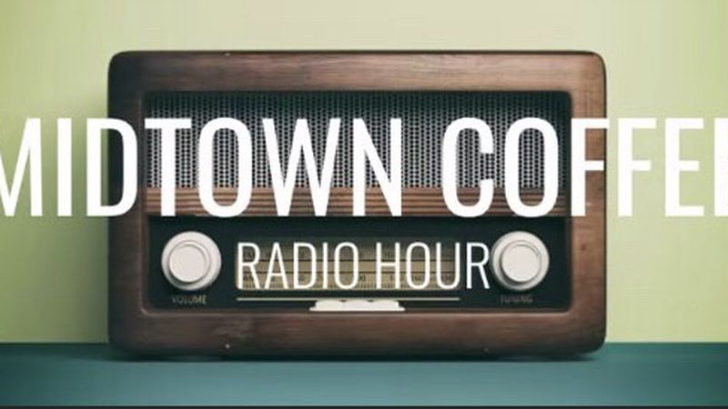 Midtown Coffee Radio Hour is a new podcast based out of Sioux Falls.