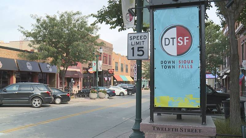 Downtown Sioux Falls is hosting a big event to kick off the first weekend of October. The Art...