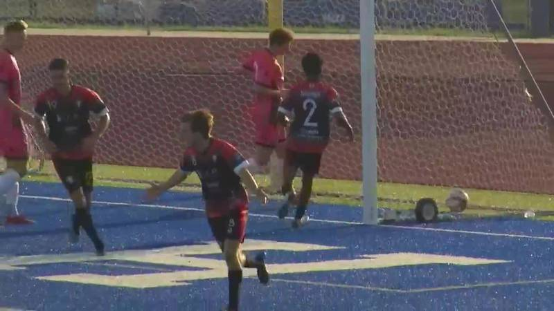 Thunder rally to tie St. Louis Park in Extra Time 3-3