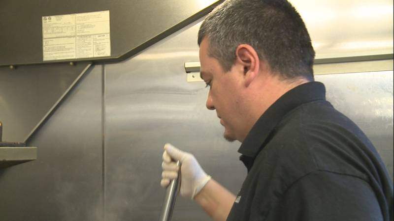 A Sioux Falls man used his career in the food business to help others and we think he's Someone...