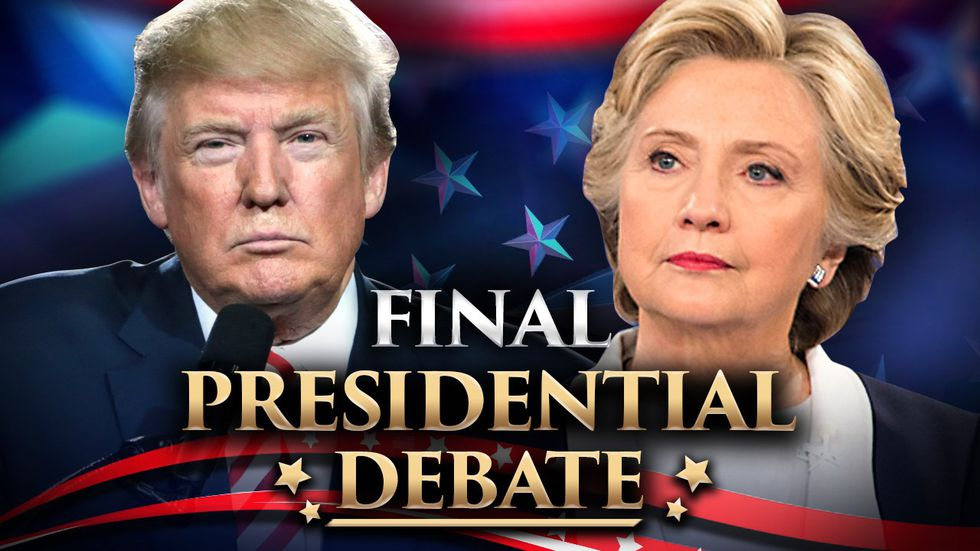 Watch final 2016 Presidential Debate via live stream from ...
