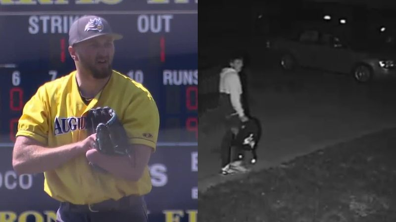 Thief steals Augie pitcher's prosthetic arm