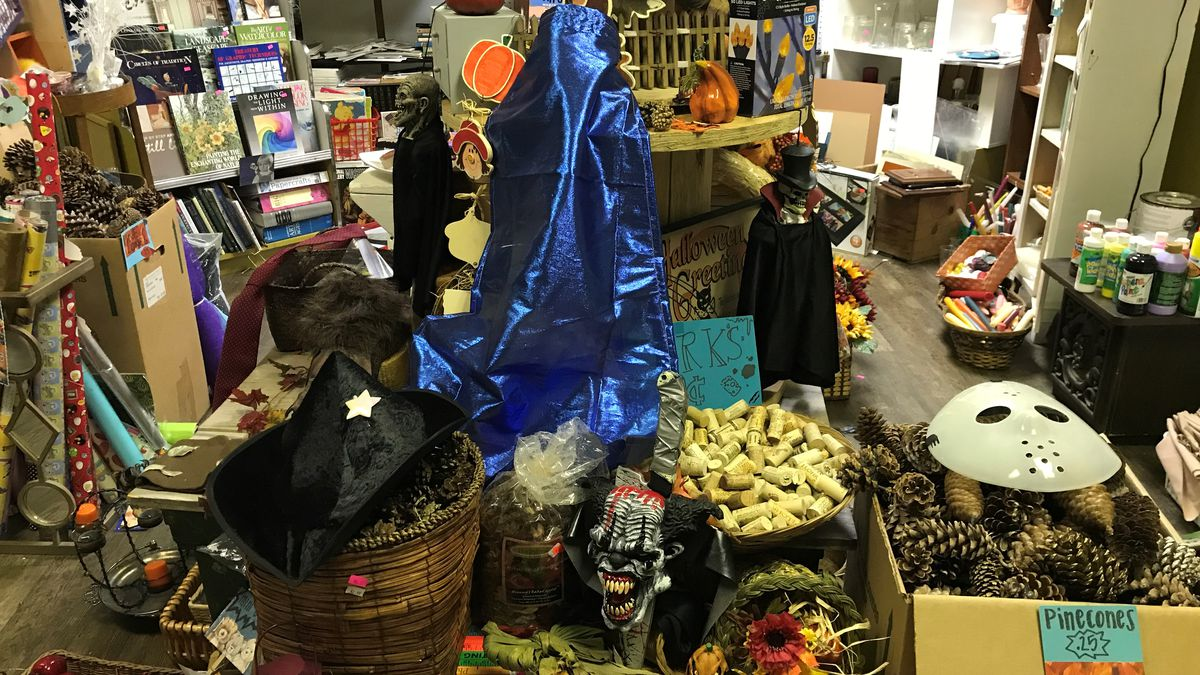 Halloween Events Downtown Sioux Falls Sd 2020 Downtown Sioux Falls art supply store offers materials for