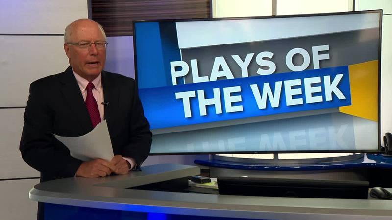 July 7th Dakota News Now Sports Plays of the Week
