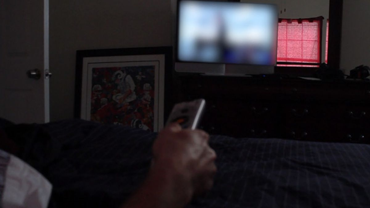 The study by the American Medical Association found a link between sleeping with the television or light on, and weight gain. Health officials recommend taking TVs and other tech devices out of your bedroom in order to support a healthy sleeping environment.