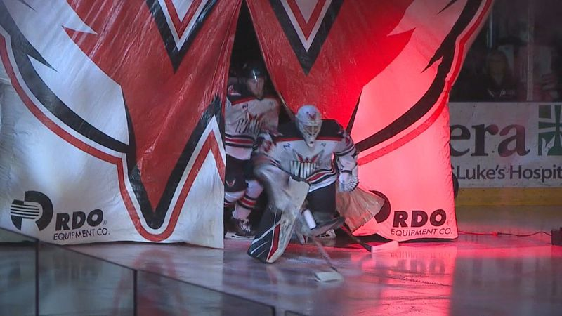 Wings to face Minnesota Magicians In Robertson Cup Final Four