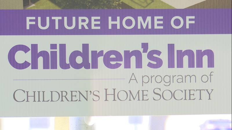 Children's Inn campaign aims to drive out domestic violence,