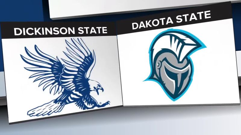 Dakota State volleyball sweeps into NSAA semi-finals