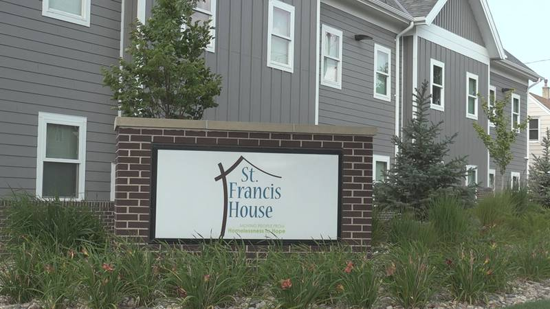 With the help of volunteers and donations, St. Francis officially unveiled its new building...