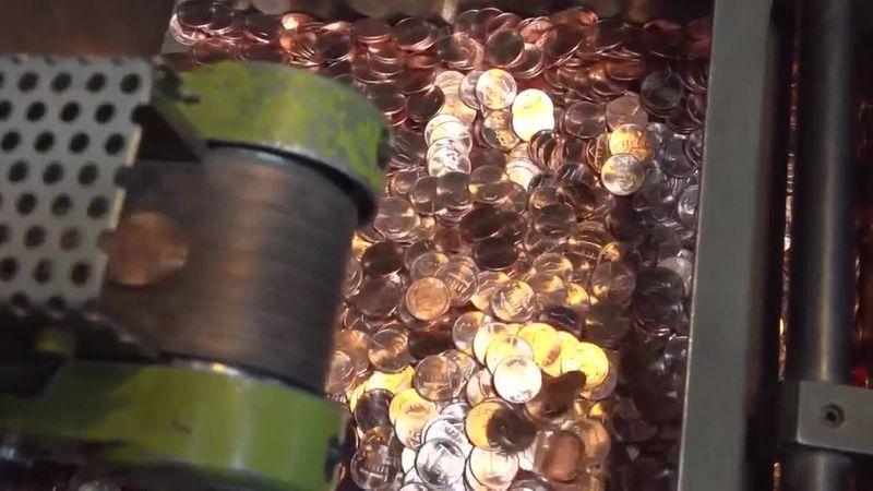 The U.S. Mint wants people to use exact change.
