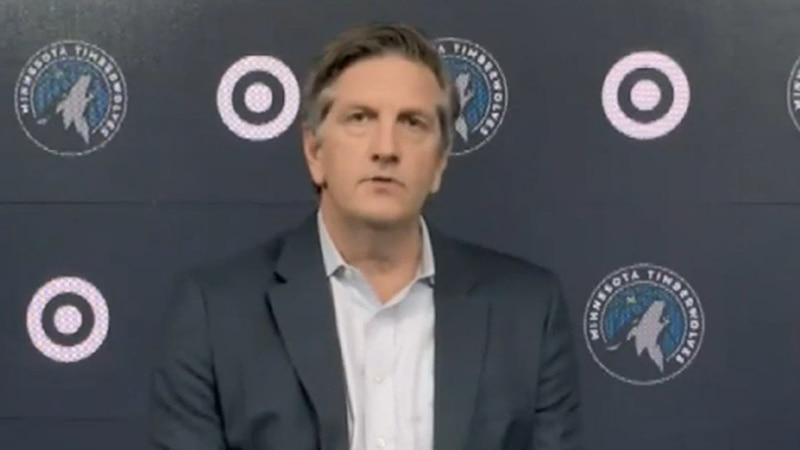 Minnesota Timberwolves hire Chris Finch as new head coach (Courtesy Timberwolves)