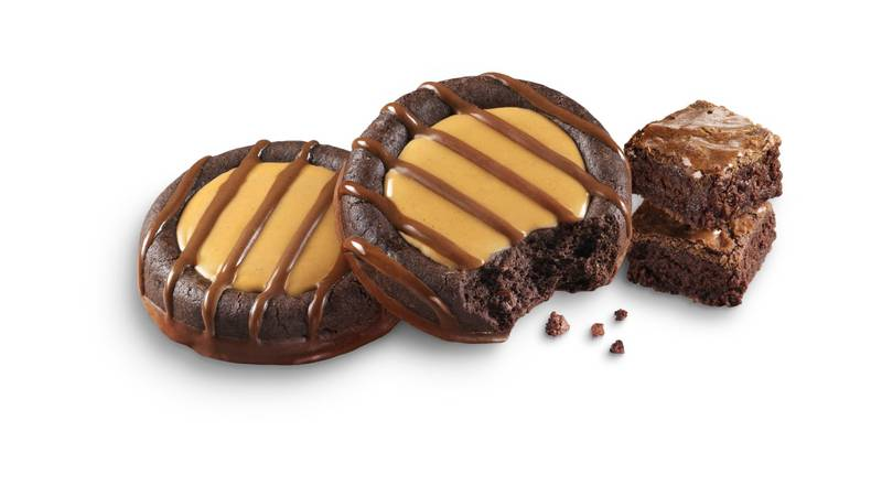 The new Girl Scout Cookie Adventerfuls will be available for sale in February.  Stacey...