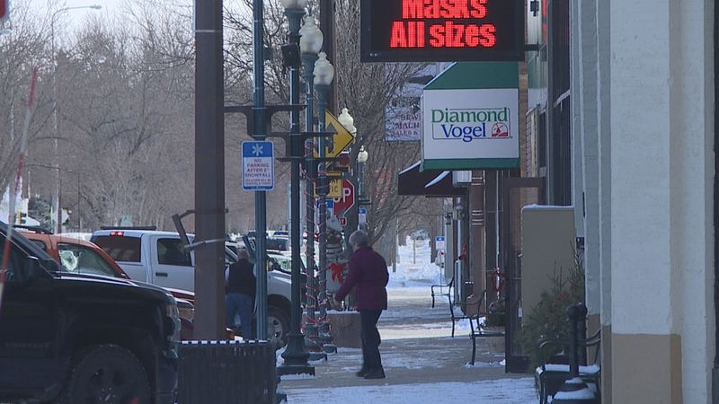 Health officials in Watertown are asking people to be patient and continue to work with health...