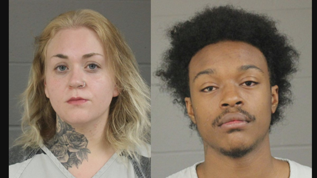 Police are searching for two persons of interest after an early morning homicide in Sioux Falls.