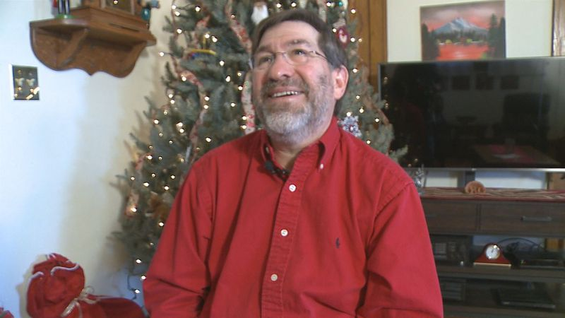 A DNA match showed a close relative, who turned out to be his niece, Ashley Olson.  She...