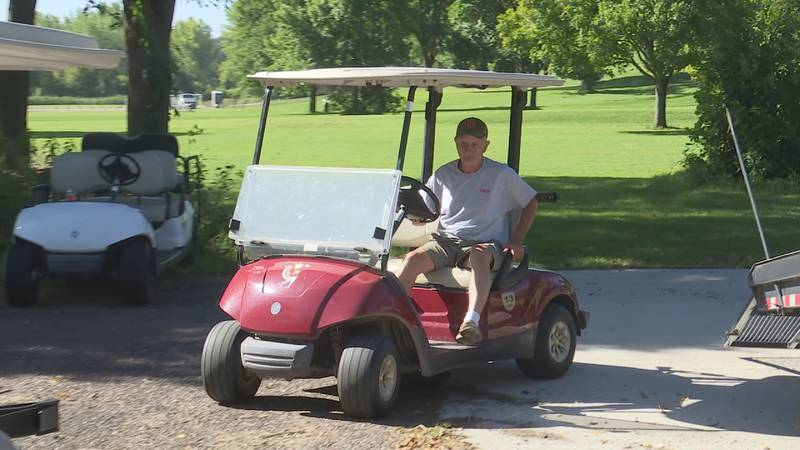 The Hidden Valley Golf Course in Brandon is a labor of love for owner Jim Reiter. We think he's...