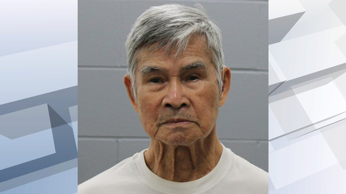 82-year-old Xe Van Tran is facing failure to yield to a pedestrian, hit-and-run, no driver's...