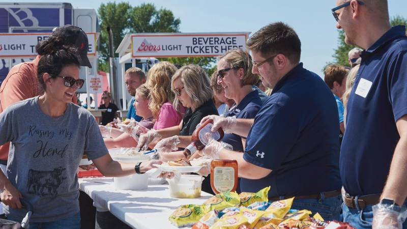 38th Annual Agriculture Appreciation Day at the Sioux Empire Fair. (File photo)