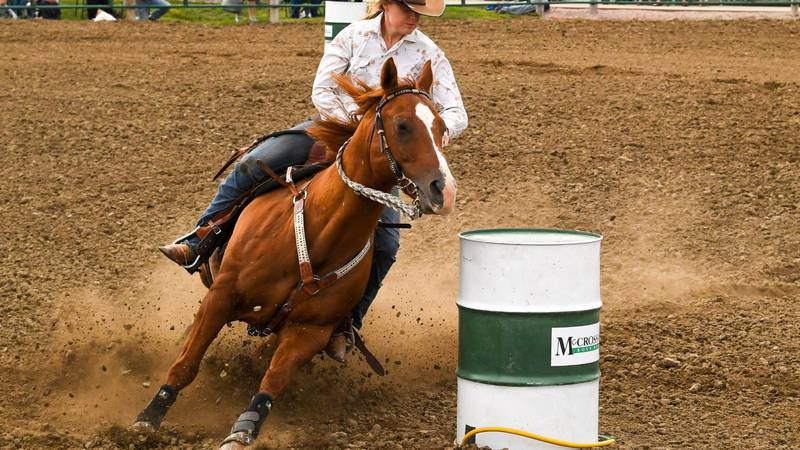 The annual McCrossan Rodeo takes place this Saturday out at the McCrossan Boys Ranch.   Christy...