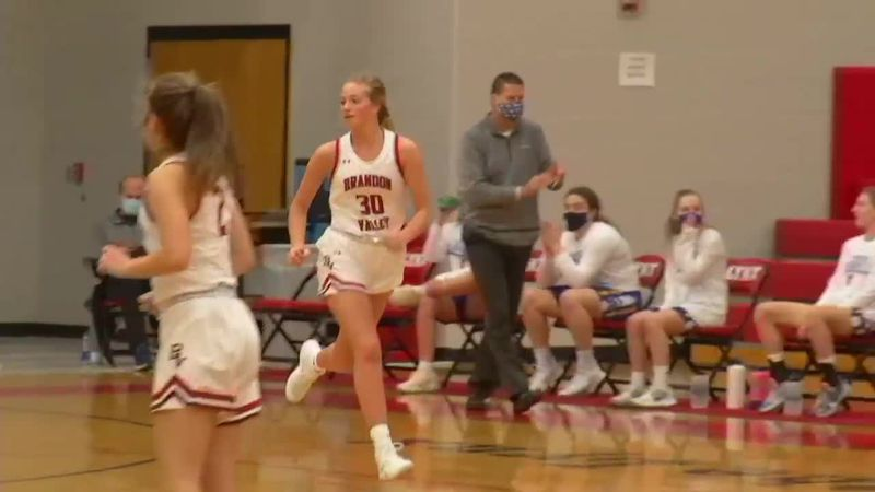 Brandon Valley girls upset defending champs with huge 4th quarter rally