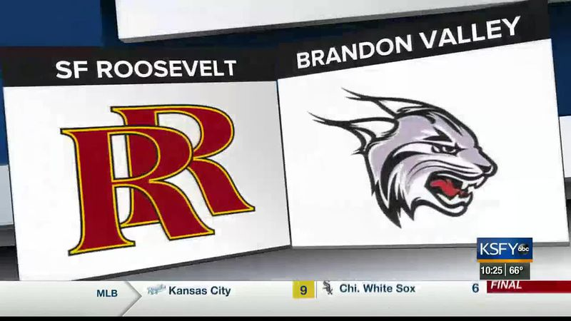 Roosevelt vs. Brandon Valley FB 8.29.20