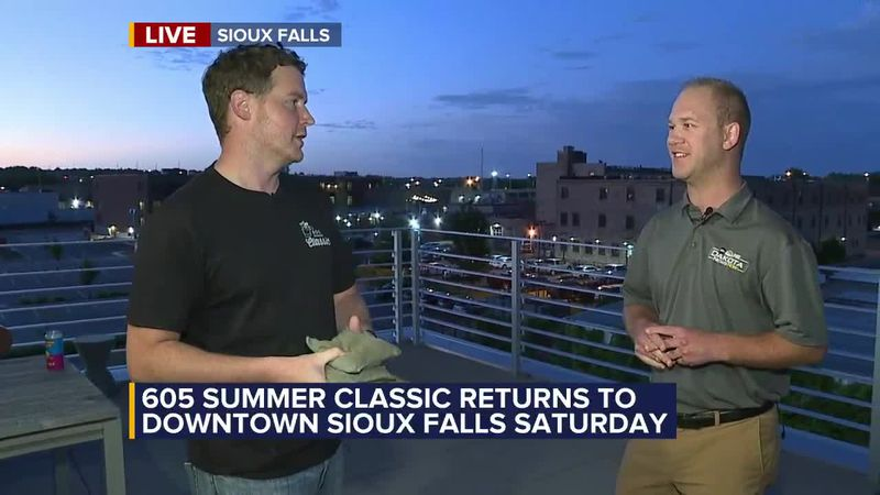This year's event is getting back to its roots, featuring nearly 20 South Dakota breweries and...