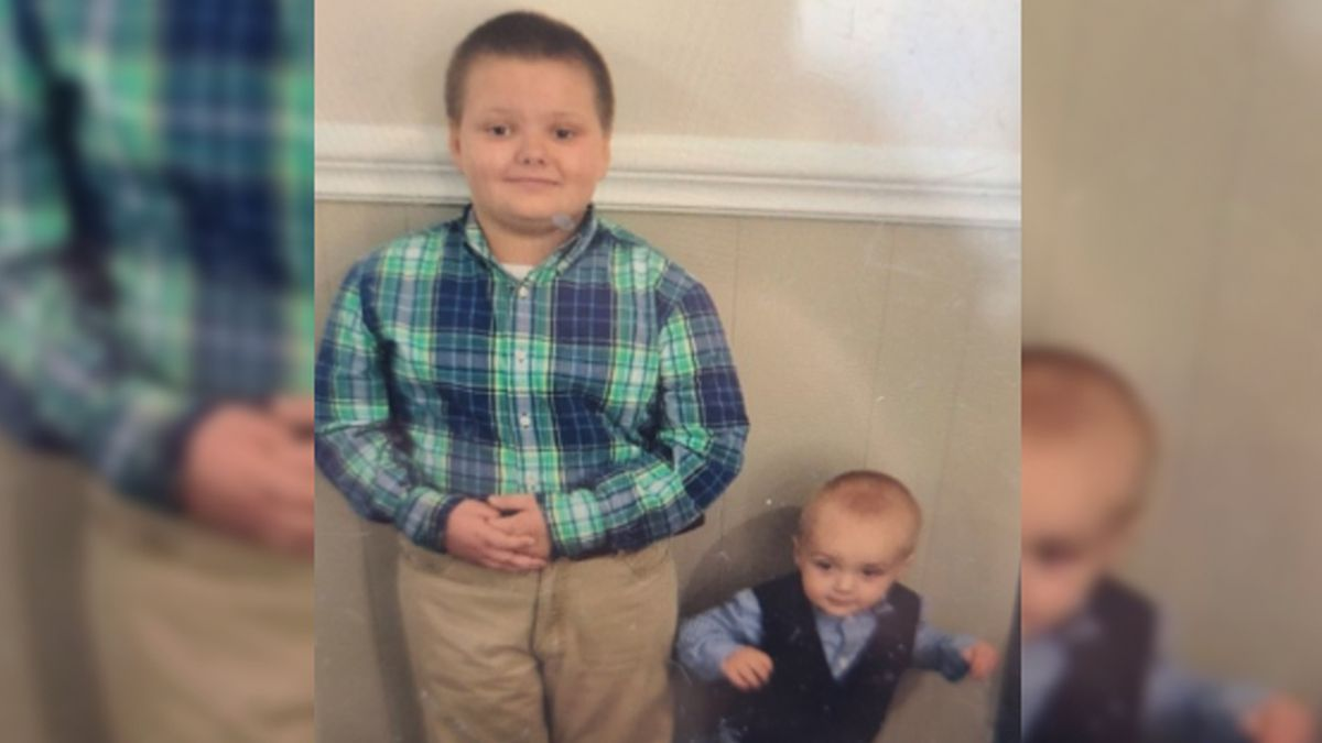 An Amber Alert issued for Kaiden and Kolden Wall has been canceled after they were found safe.