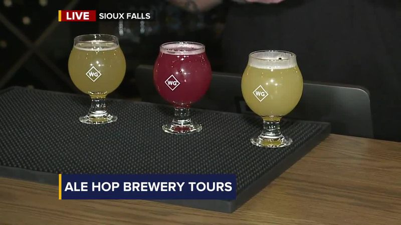 Ale Hop Brewery Tours: Woodgrain Brewing Company