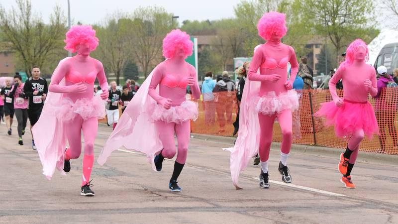 Avera Race Against Cancer going virtual for second year in a row.