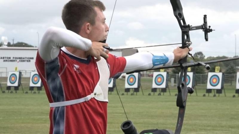Yankton brings prestigious archery events to South Dakota.