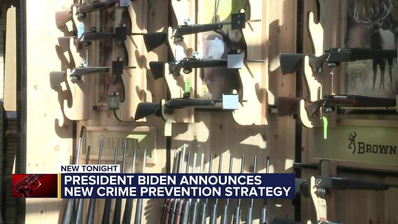 South Dakota leaders weigh in on President Biden's new plan to stop violent crimes