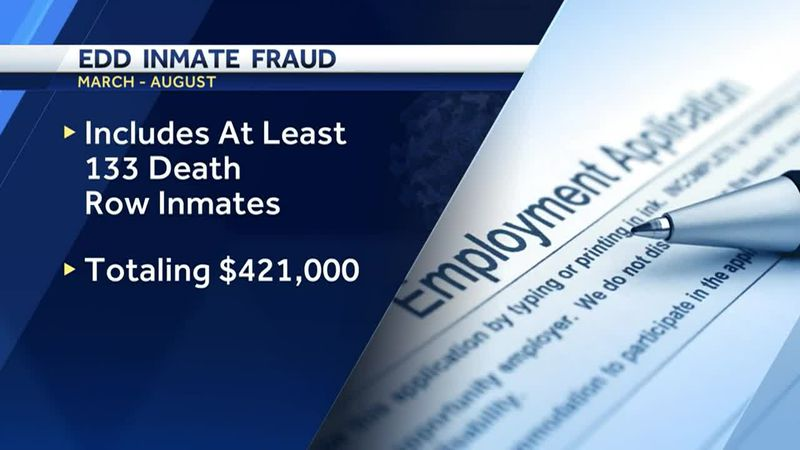 A fraud task force for the state unemployment agency found inmates within every prison and jail...