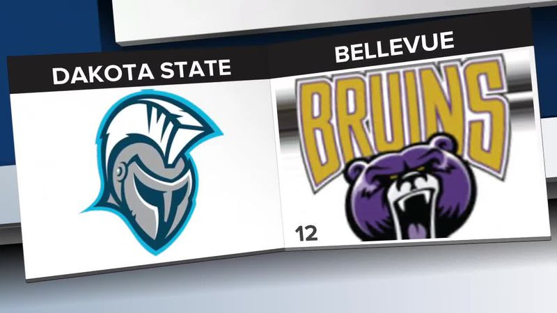 DSU volleyball team swept by #12 Bellevue as Bruins clinch top spot in NSAA