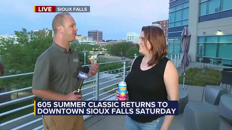 Local brews and entertainment being featured at 605 Summer Classic