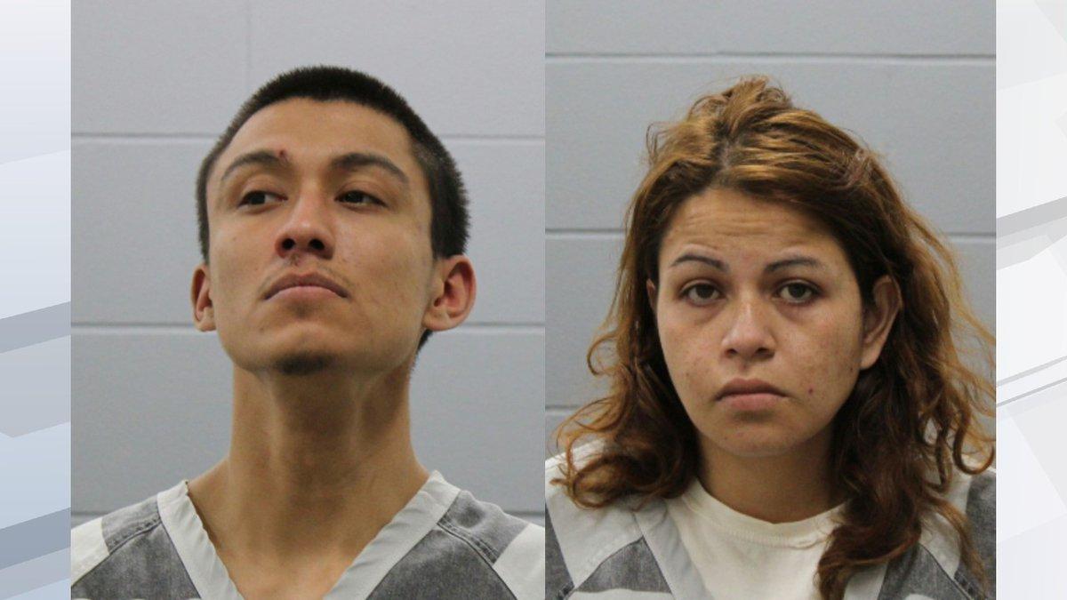 25-year-old Richard Anthony Vital and 27-year-old Tumika Richon Condon are facing burglary and...