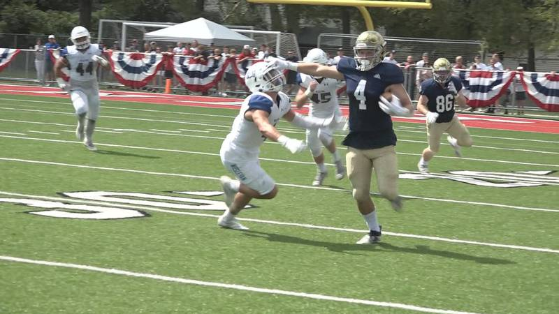 Mount Marty University competes on the gridiron for first time ever