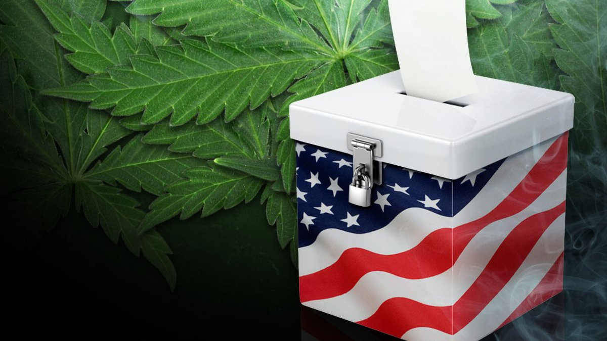 Medical and recreational use items are on the South Dakota ballot in the fall of 2020