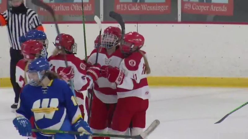Luverne girls hockey team is peaking at the right time
