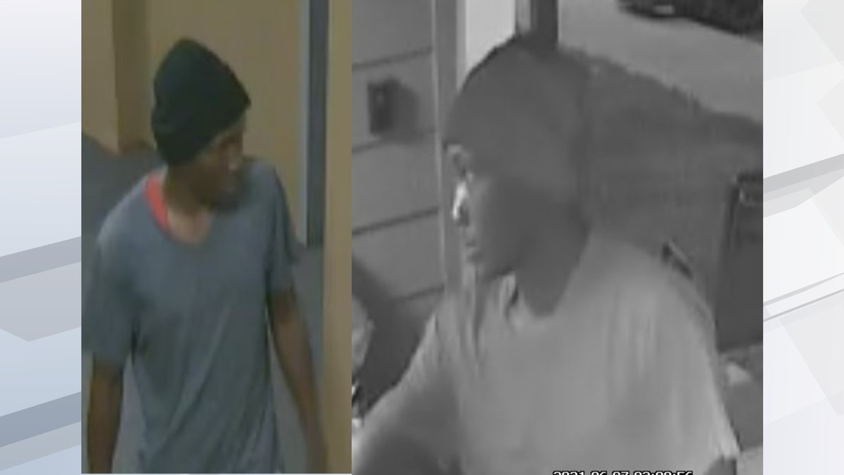 Sioux Falls Police have released photos of the suspect in a reported shootout early Monday.