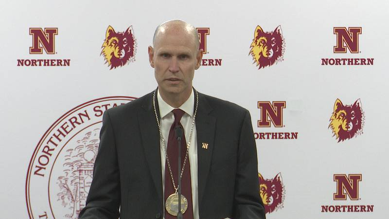 The South Dakota Board of Regents has announced the next president of Northern State University...