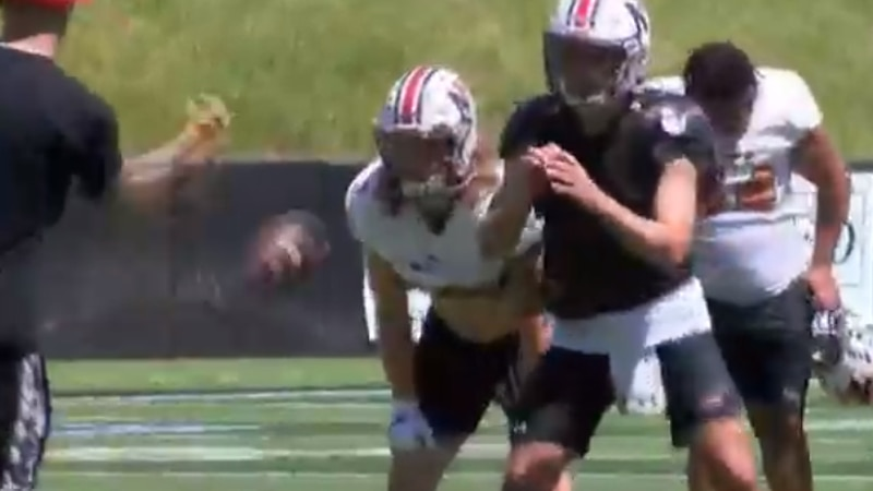 Northwestern confident in Freshman QB ahead of NAIA championship game (KTIV)