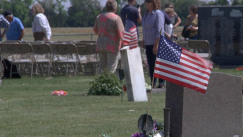 Friends, family honor pioneers and veterans at historic Corsica cemetery
