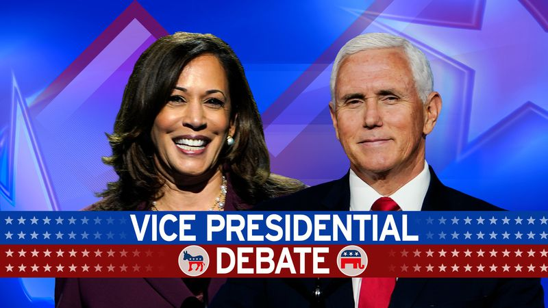 Kamala Harris and Mike Pence will square off Wednesday night during the Vice Presidential debate.