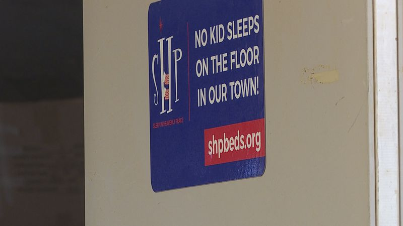 The Aberdeen chapter of Sleep in Heavenly Peace is working to deliver beds to children in need.
