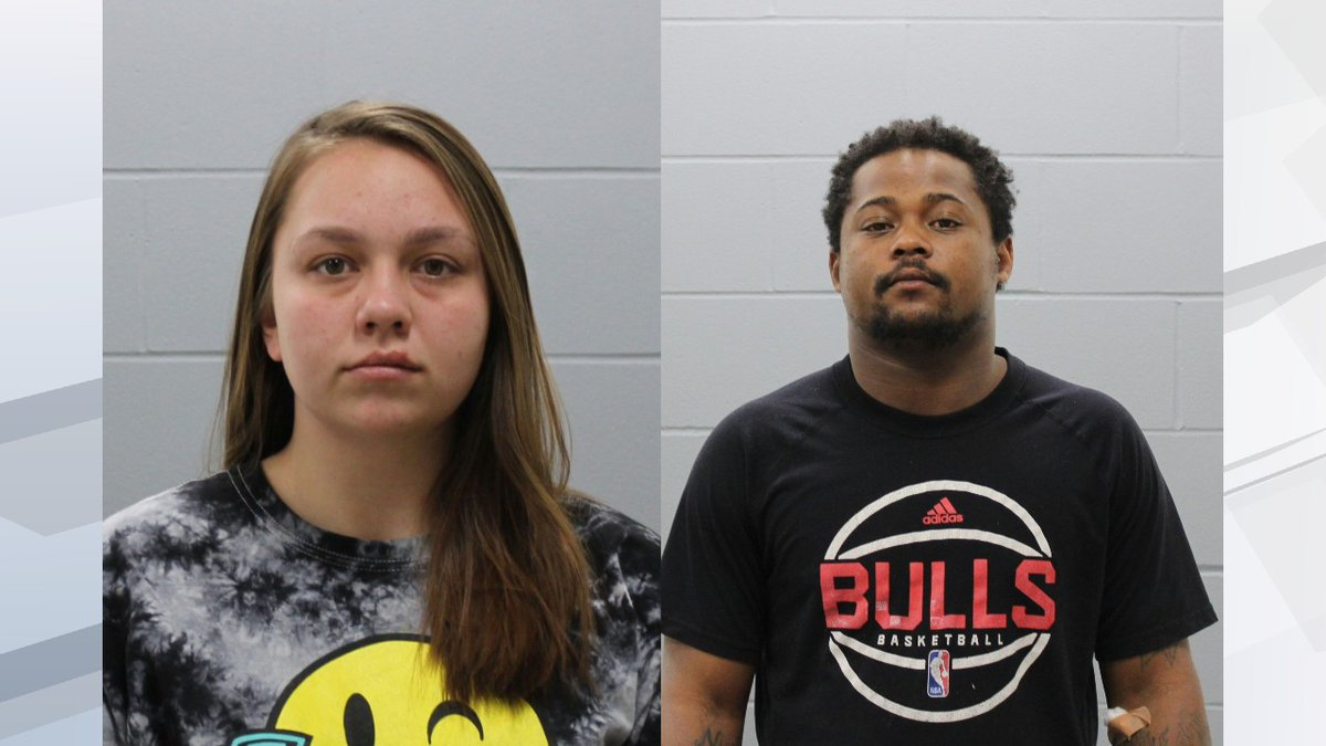A Sioux Falls man and woman are drug and abuse charges after police say they were found passed...