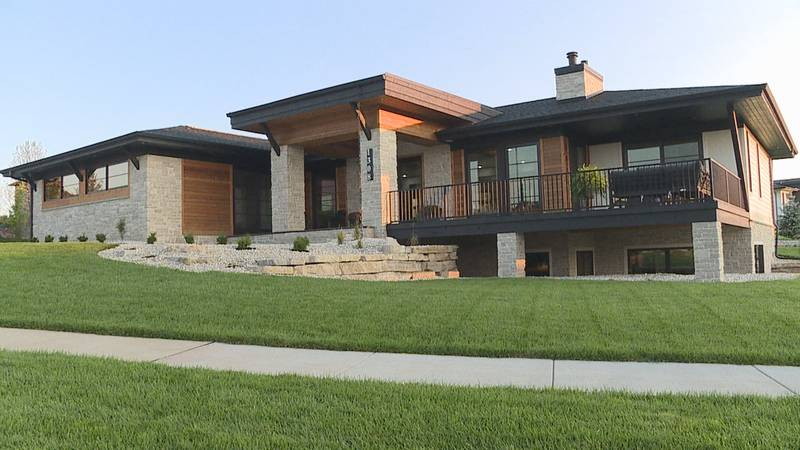 All homes will be free to tour except for this featured home that will cost $5.00 per ticket to...