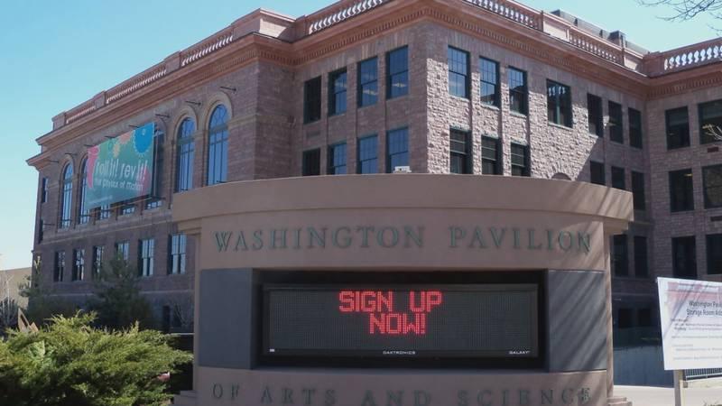 Washington Pavilion opens up new exhibit on National Museum Day