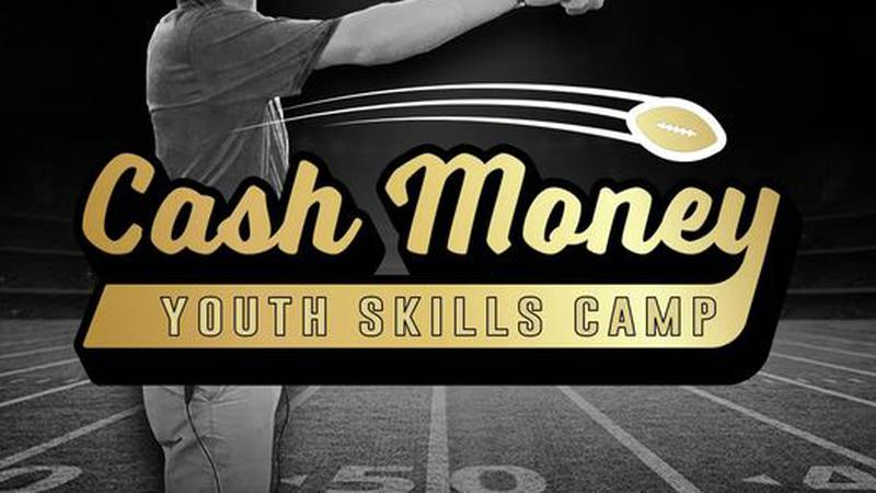 Cash Money Youth Skills Camp to be held in Brookings, Saturday, June 26.