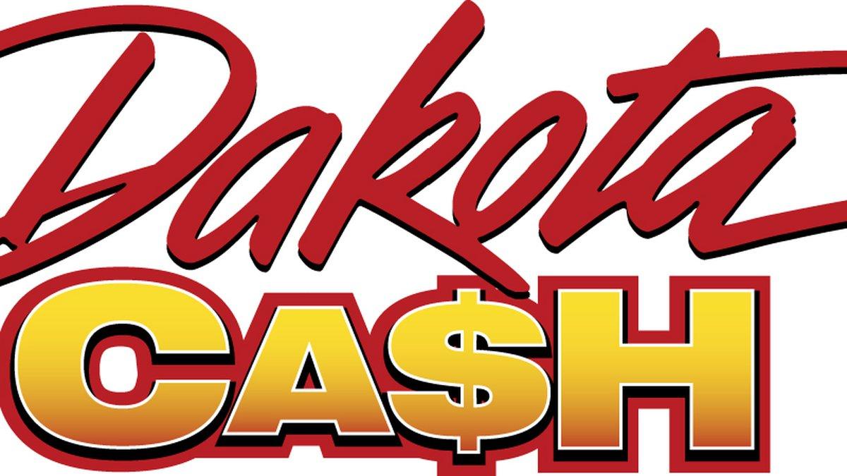 $374,950 Dakota Cash jackpot won in Saturday drawing