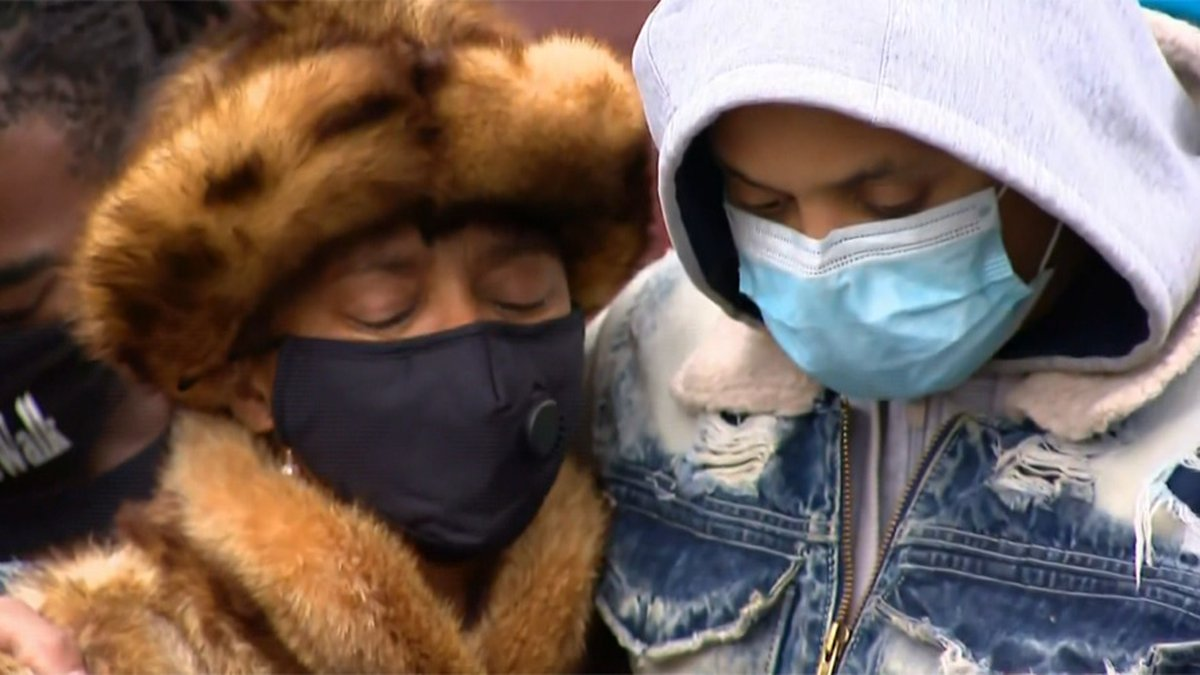 A vigil was held over the weekend in Waukegan, Ill., for a 19-year-old who was killed when an...